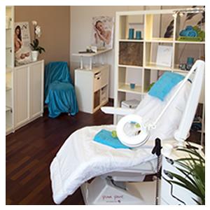 Behandlungsstuhl Kosmetikstudio München